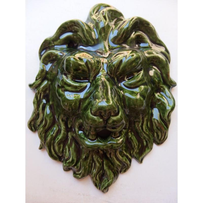 T te de lion poterie bavent - Tete de lion a dessiner ...