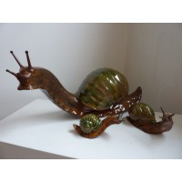Les models trés grand, grand et moyen Escargots