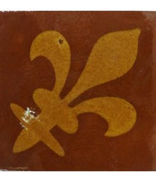 No 19, Fleur de Lys incliné