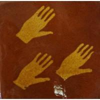 Pavé n°18. Les trois mains
