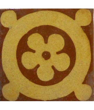 No 26, Fleur dans un circle